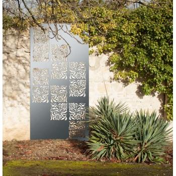Panneaux d coratifs m tal et d coration design industriel - Panneau metallique decoratif ...