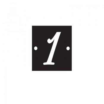 Numéro de voie 1 - T1