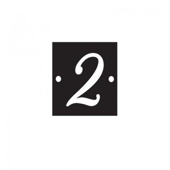 Numéro de voie 2 - T1