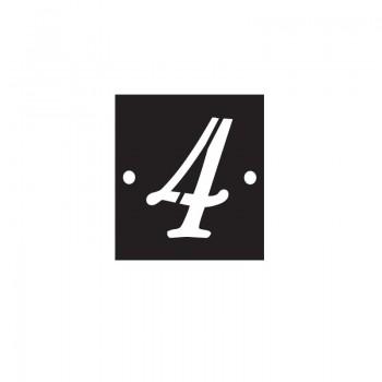 Numéro de voie 4 - T1
