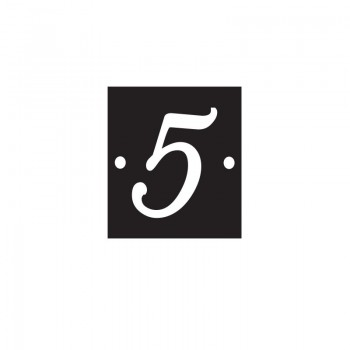 Numéro de voie 5 - T1