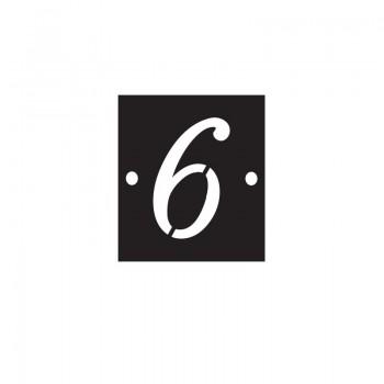 Numéro de voie 6 - T1