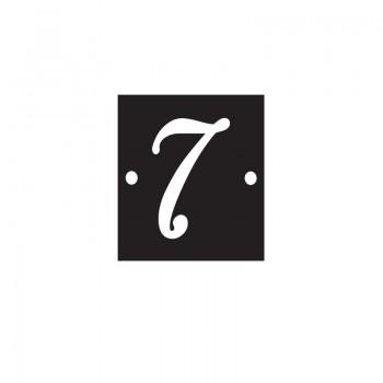 Numéro de voie 7 - T1