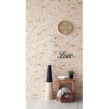 Love, lettrage décoratif à fixer