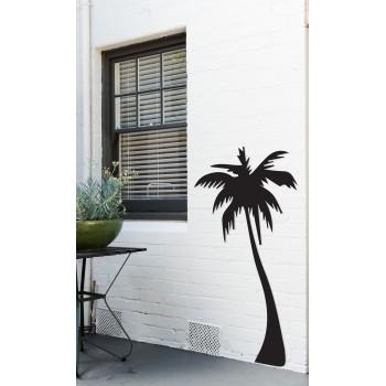 Palmier, plaque décorative murale extérieur